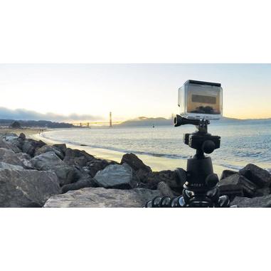 GoPro TRIPODE MOUNT + - Adattatore vite treppiede, aggancio rapido