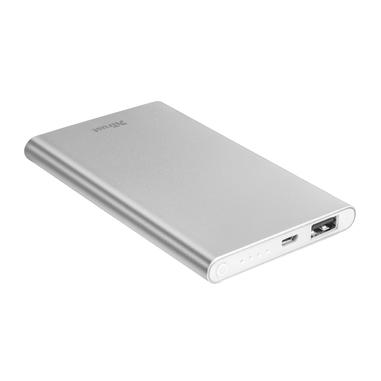 Trust Ula batteria portatile Alluminio Ioni di Litio 4000 mAh