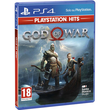 God of War Hits, PlayStation 4