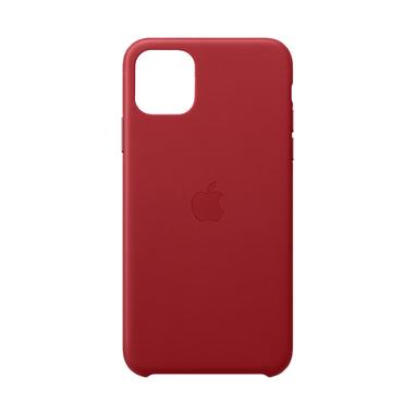 """Apple MX0F2ZM/A custodia per iPhone 11 Pro Max 16,5 cm (6.5"""") Cover Rosso"""
