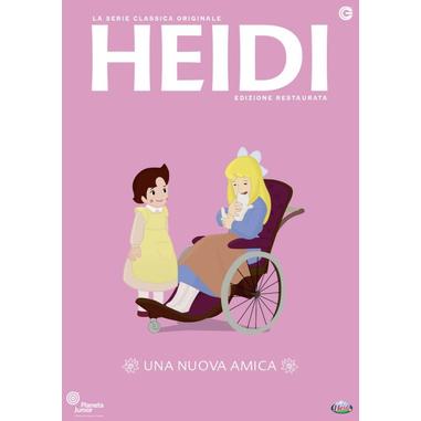 Heidi: Una nuova amica Vol. 5 - Edizione Restaurata (DVD)