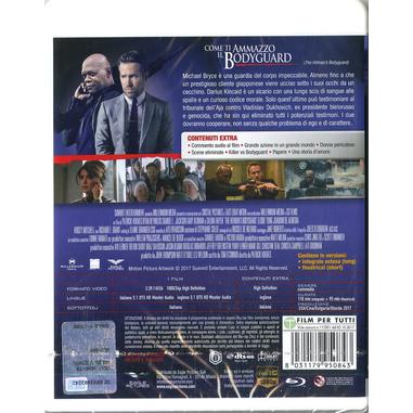 Come ti ammazzo il bodyguard Blu-ray