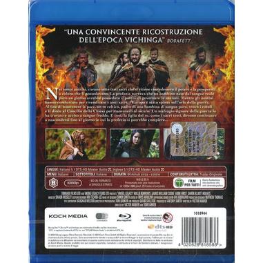 Viking Legacy, Blu-Ray