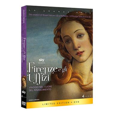 Firenze e gli Uffizi (DVD)