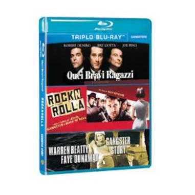 Triplo Film Blu-Ray: Gangsters