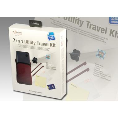 Xtreme Kit ulitità da viaggio per 3DS XL