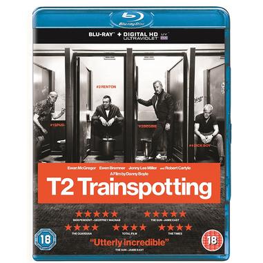 T2 Trainspotting, Blu-Ray Blu-ray 2D ITA