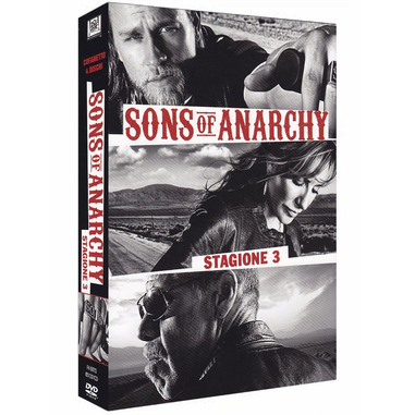 Sons of anarchy - stagione 3 DVD