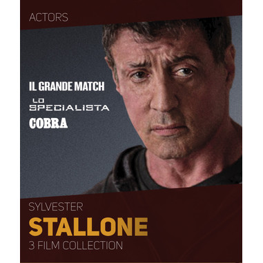 Sylvester Stallone: 3 film collection (DVD)
