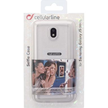 Cellularline Custodia per selfie per Galaxy J5 (2017)