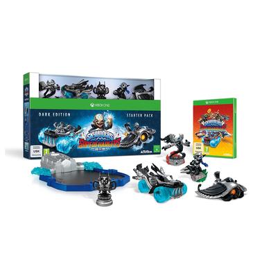 Skylanders SuperChargers Dark Edition SP, Xbox One