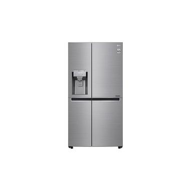 LG GSL960PZUZ frigorifero side-by-side Libera installazione Acciaio inossidabile 601 L A++
