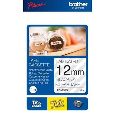 Brother TZE131S nastro per etichettatrice