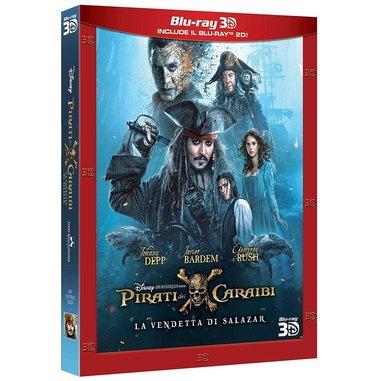 Pirati dei Caraibi: La vendetta di Salazar (Blu-Ray 3D + 2D)
