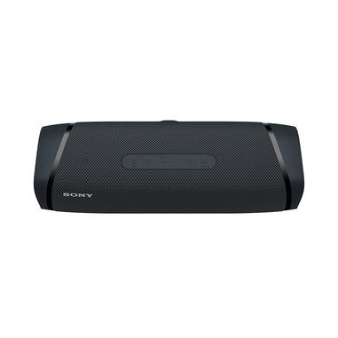 Sony SRS XB43 - Speaker bluetooth waterproof, cassa portatile con autonomia fino a 24 ore e effetti luminosi (Nero)