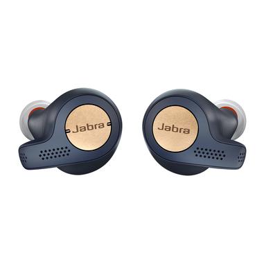 Jabra Elite Active 65t auricolare true wireless Stereofonico Blu, Marrone Senza fili