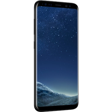 Samsung Galaxy S8 4G 64GB Midnight black smartphone