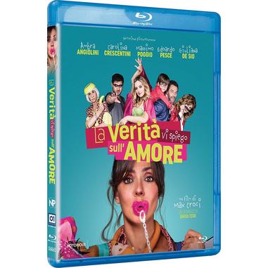 La Verità Vi Spiego Sull'Amore, DVD 2D ITA