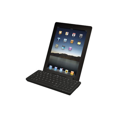 Trust Wireless Keyboard with Stand for iPad Bluetooth Nero tastiera per dispositivo mobile