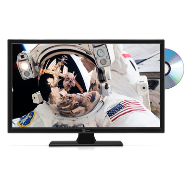 "TELE System Palco19 LED09 Combo 18.5"" HD Nero"