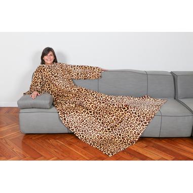 Kanguru La Coperta Deluxe Leopard