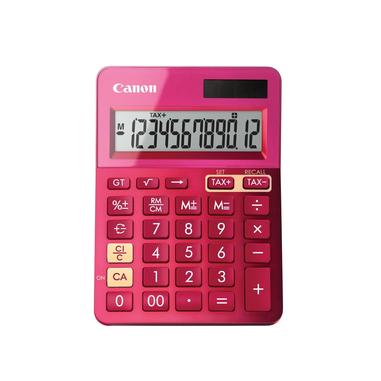 Canon LS-123k calcolatrice di base Rosa