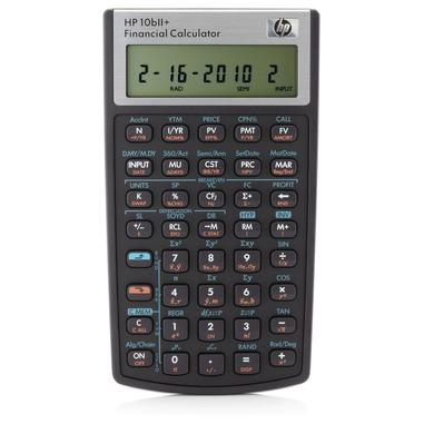 HP 10bII+ calcolatrice finanziaria