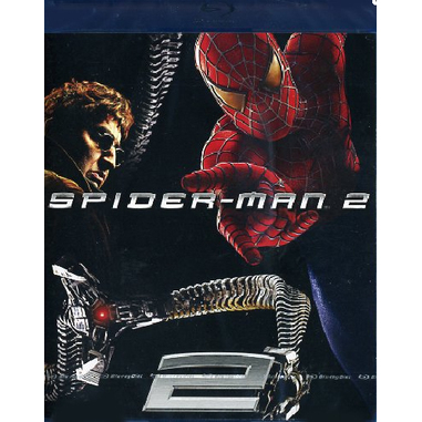 Spider-Man 2, (Blu-ray)