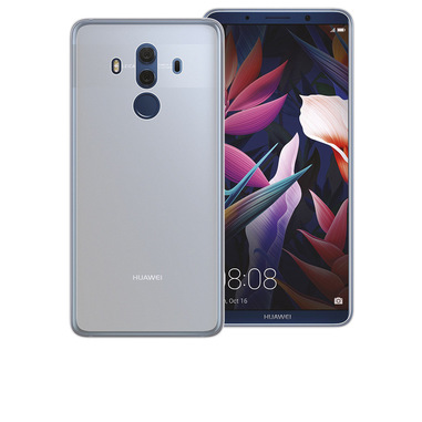 Phonix Cover Gel Protection Plus per Huawei Mate 10 Pro - Trasparente