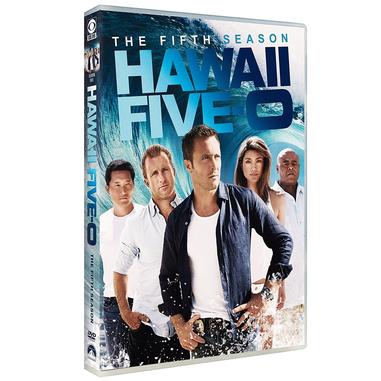 Hawaii Five-O - Stagione 5, 6x DVD (DVD) 2D ITA