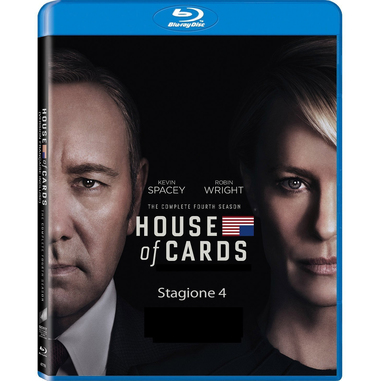 House of Cards: Stagione 4, (Blu-ray)