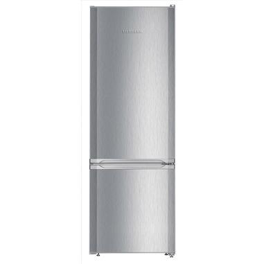 Liebherr CUel 2831 frigorifero con congelatore Libera installazione Argento 265 L A++