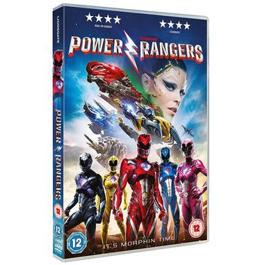Power Rangers, DVD DVD 2D ITA
