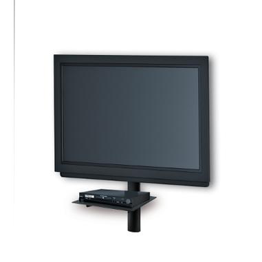Meliconi Porta DVD con ripiano in vetro